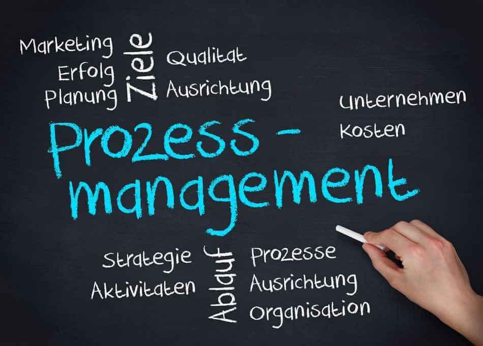 Bertschi Finance Treuhand - Prozessmanagement