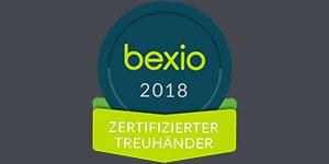 Bertschi Finance Treuhand - bexio - zertifizierter Treuhänder